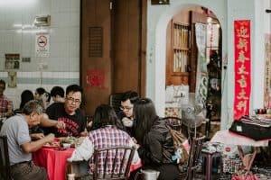 Chinese Restaurant Dining