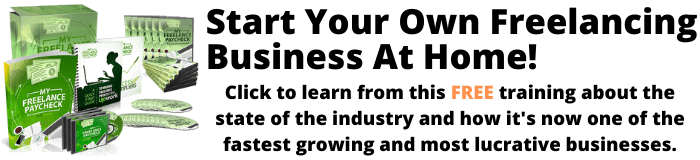 Learn to start your own freelancing business